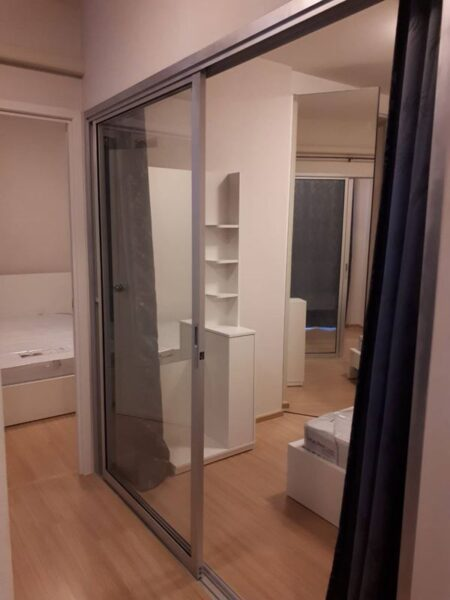 ให้เช่าห้อง พลัม คอนโด บางใหญ่ สเตชั่น @MRT คลองบางไผ่ 45.5 ตร.ม. 2 ห้องนอน 2 ห้องน้ำ
