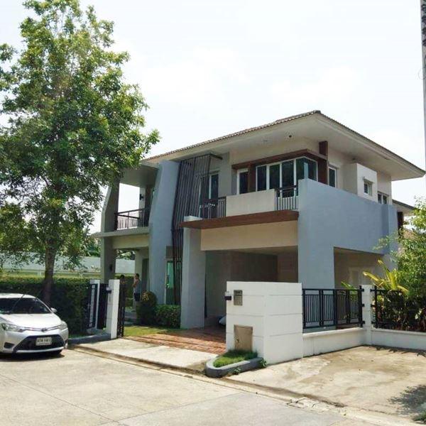 ขายบ้านหรู ม.เดอะซิตี้ ราชพฤกษ์-จรัญ13 บ้านใหญ่สุด และถูกที่สุด ในโครงการ โทร 0863212561