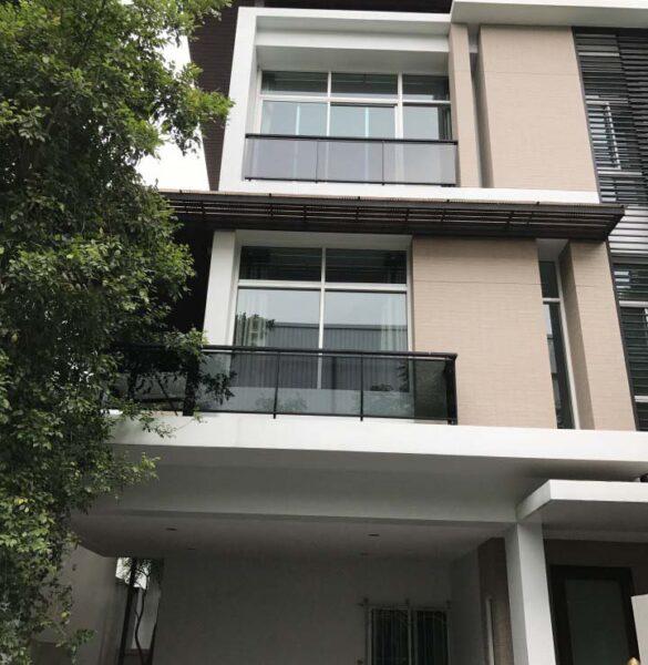 บ้านเดี่ยว เนอวานา บียอนด์ พระราม9 Nirvana Beyond Rama9