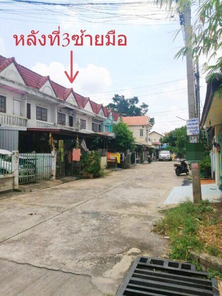 ขายทาวน์เฮาส์ ม.พิมลราช2 ถนนบ้านกล้วย-ไทรน้อย นนทบุรี ขายถูกที่สุดในโครงการ ติดต่อ082-8915462