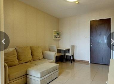 ห้องห้องมุม Ivy river แบบ 1 ห้องนอน ตึก A ชั้น 20++ คอนโดริมน้ำ