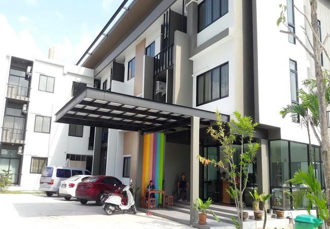 ขาย อพาร์ทเม้นท์ Nirvana@Phala เทศบาล 2 ถนนสุขุมวิท อ.บ้านฉาง จ.ระยอง