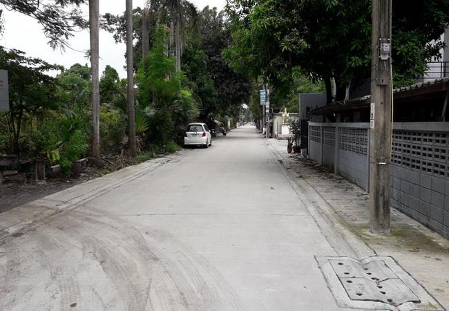 ขาย ที่ดิน ซอยลาดพร้าว 124 ถนนลาดพร้าว เขตวังทองหลาง กรุงเทพมหานคร