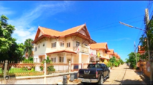 ขายบ้านแฝดเรือนไทย 38.2ตรว. 2 ชั้น บางบัวทอง นนทบุรี สภาพดี ราคาถูกที่สุด ติดต่อ0918810975