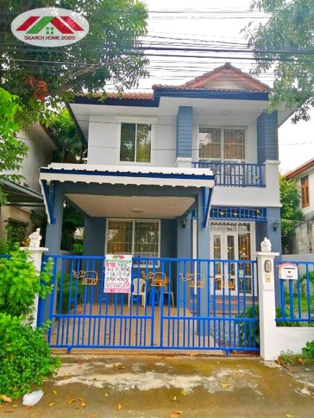 ขายบ้านเดี่ยว 40.5 ตรว. ม.ปารวีร์-เพชรเกษม63 ราคาถูก สภาพดี ต่อรองได้ ติดต่อ083-1996421