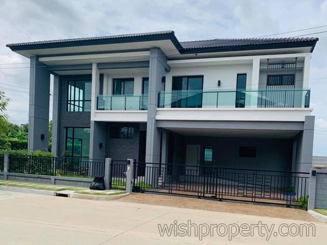 เดอะ ซิตี้ พัฒนาการ (The City Pattanakarn) บ้านใหม่ ตกแต่งพร้อมเข้าอยู่