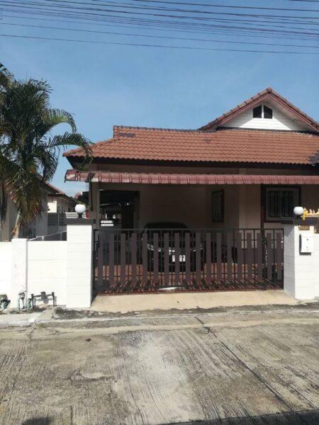 ขายบ้านเดี่ยวชั้นเดียว หมู่บ้านเพอเฟค กาญจนบุรี 3 ห้องนอน 2 ห้องน้ำ ต.วังขนาย อ.ท่าม่วง