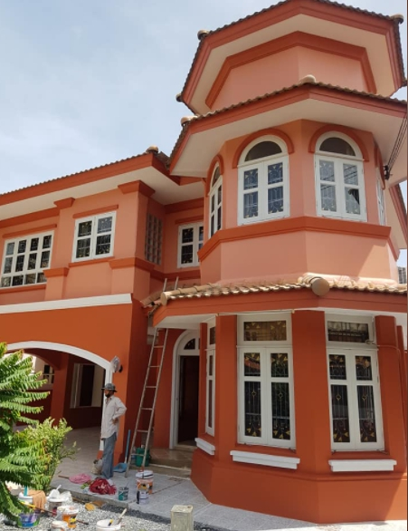 B731 ให้เช่าบ้านเดี่ยว2ชั้น ภัสสร2  ย่านรังสิต คลอง3 เนื้อที่ 83 ตรว  มี 3ห้องนอน 3ห้องน้ำ ค่าเช่า 30,000 บาท   ให้เช่าบ้านภัสสร 2 คลอง 3
