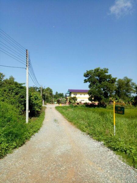 ขาย/เช่า ที่ดินในเมืองตราด ถนนชลประทาน-วังพลอย