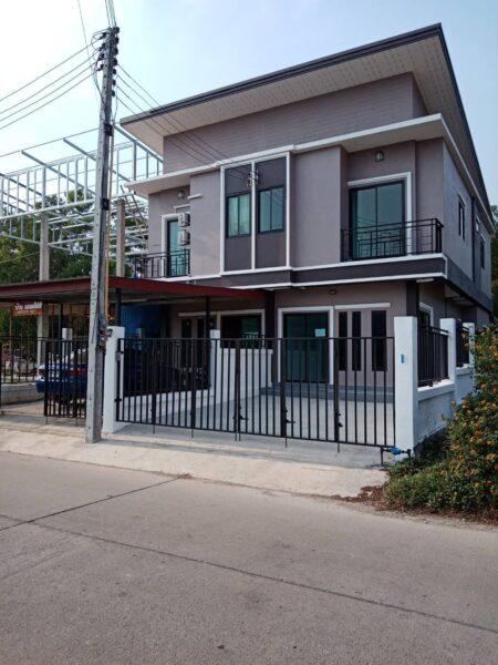 ขายบ้านคุณภาพปลูกสร้างใหม่เอี่ยม ทำเลดี จันทบุรี