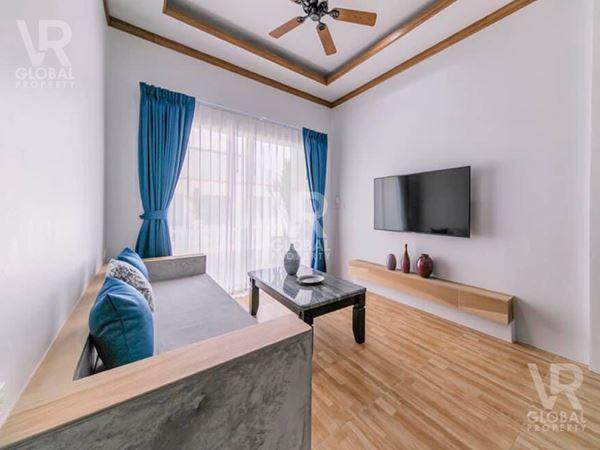ขายรีสอร์ท Amadha Villa Retreat กระบี่ แบ่งเป็นโซนครอบครัว, โซนพูลวิลล่า และโซนสระว่ายน้ำรวม มาพร้อมห้องน้ำในตัวทุกห้อง
