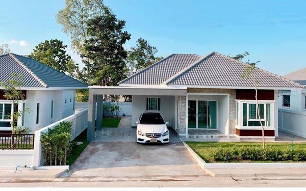 New! ขายบ้านใหม่ ดาราสิริ จ.เลย บ้านเดี่ยว ชั้นเดียว 3 นอน 2 น้ำ