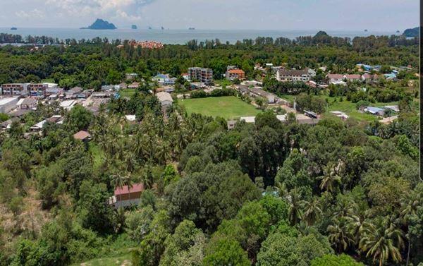 ขายที่ดินเปล่าถมแล้ว สวยมากๆ บริเวณอ่าวนาง จ.กระบี่ ห่างจากหาดนพรัตน์ ประมาณ 700 ม.