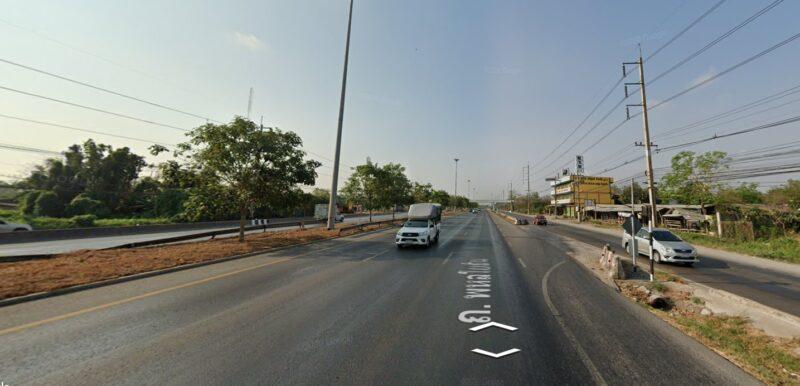 ขาย ที่ดินเปล่า ริมถนนพหลโยธิน สระบุรี ทิศตะวันออก