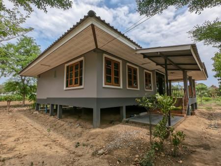 ขาย บ้านเดี่ยว เนื้อที่เยอะ แสนตอ กาญจนบุรี 140 ตรม. 236 ตร.วา