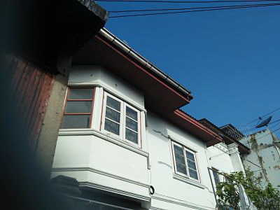Old Town House for rent Sukhumvit 103 very near Suan Luang Rama9 Park