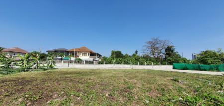 ขาย ที่ดิน ที่ดินวงเวียนใหญ่ 83 ตร.วา ใกล้รถไฟฟ้า เหมาะสำหรับสร้างบ้าน
