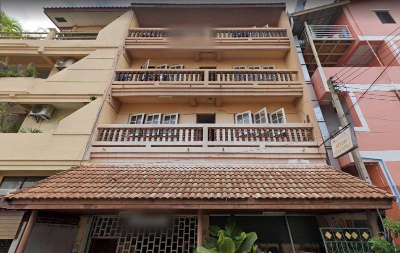 72686 – ขายด่วน! อพาร์ทเม้นท์ 19 ห้อง ระหว่างทัพพระยา ซอย 7 กับ ซอย 9 พัทยาใต้ ชลบุรี