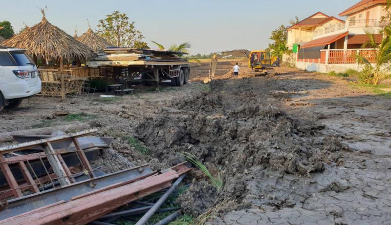ที่ดิน 1-5 ไร่ ตำบลบ้านฉาง เมืองปทุมธานี ติดถนนปทุมธานี-ลาดหลุมแก้ว ทำเลดีเยี่ยม
