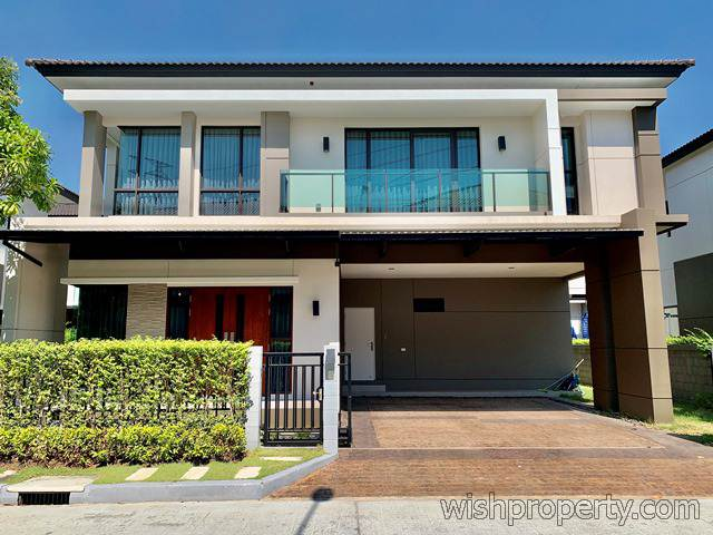 เดอะ ซิตี้ บางนา กม.7  ใกล้เมกาบางนา (House The City Bangna KM.7 Nearby Mega Bangna)