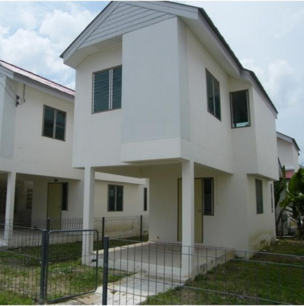 ให้เช่า บ้านเดี่ยว 2 ชั้น ใกล้โกบอลเฮ้าส์ ไม่เปลี่ยว เพื่อนบ้านเยอะ ราคาถูก