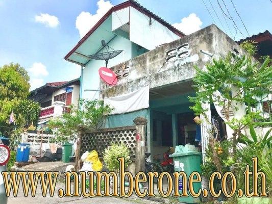ขายบ้านพร้อมอยู่ หมู่บ้านพฤกษ์ลดา ประชาอุทิศ ถนนกาญจนาภิเษกวงแหวนรอบนอกกรุงเทพมหานครฝั่งใต้