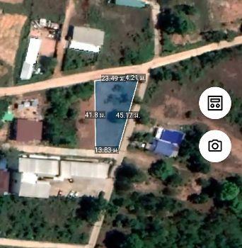 ขาย  ที่ดิน YE-73 ตำบลศิลา ขอนแก่น 224 ตารางวา Tumbon Sila