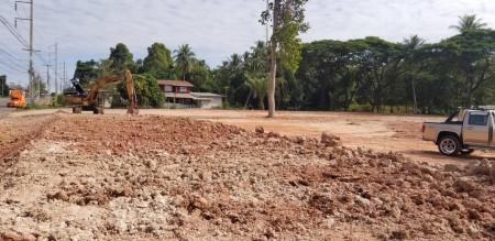 ที่ดิน YE-75 พระธาตุบังพวน หนองคาย ติดทางดำ 3 ไร่ Phrathat Bang Phuan