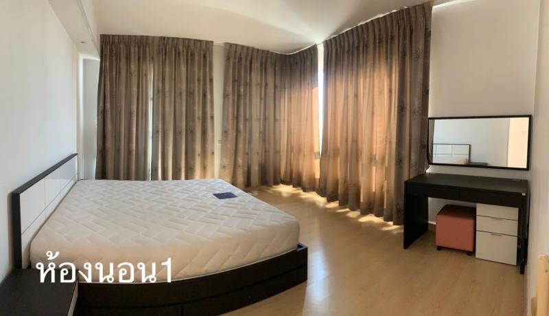 [เจ้าของให้เช่าเอง/รับเอเจ้น] คอนโด Supalai River Place (ศุภาลัย ริเวอร์เพลส) 105 ตร. ม. ชั้น26 2ห้องนอน 2ห้องน้ำ ห้องสวยพร้อมอยู่