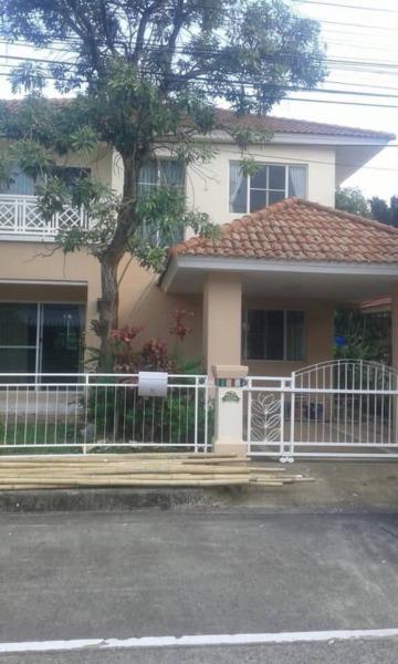 บ้านเช่าในแลนด์แอนเฮ้าส์แม่โจ้ บ้านสวย พร้อมอยู่