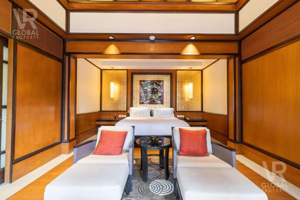 ให้เช่าบ้านพักวิลล่า รายปี ในภูเก็ต Laguna Resort Complex เฟอร์นิเจอร์ครบครัน