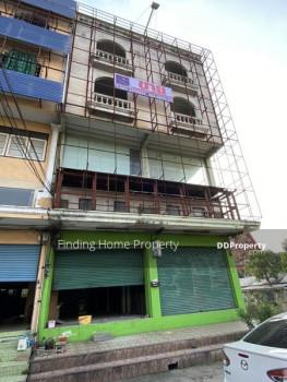 ขาย อาคารพาณิชย์ ใกล้แหล่งชุมชน ติดถนนหลัก อาคารพาณิชย์สุวินทวงศ์ 800 ตรม. 1 งาน 8 ตร.วา ถ. สุวินทวงศ์ มีนบุรี