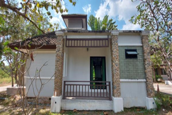 ขาย บ้านเดี่ยว สวย พร้อมอยู่ ภูเขางาม รีสอร์ท 120 ตรม. 97.5 ตร.วา ใกล้น้ำตกวังตะไคร้