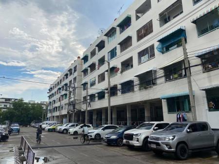 A22-016 – ขายคอนโดถูกมาก พร้อมผู้เช่าจ่ายตรงตลอด อาคารชุดเคหะชุมชนธนบุรี 1 ใกล้โลตัสพระราม 2