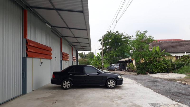 ให้เช่าโกดัง โรงงาน ซอยบ้านพักคนชรา อ.เมือง ปทุมธานี เนื้อที่ 180 ตรม