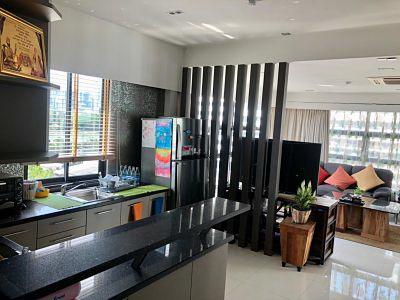 Spectacular Panaromic Lake View Penthouse Apartment. Hot Promotion 58,000 baht per month only! Downtown Asoke Sukhumvit