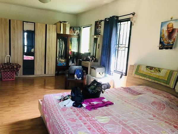 ขายบ้านเดี่ยว 2 ชั้น 4 ห้องนอน ลำลูกกาคลองสี่ ม. พฤกษาวิลเลจ21 ดีไลท์ ต่อเติมพร้อมอยู่