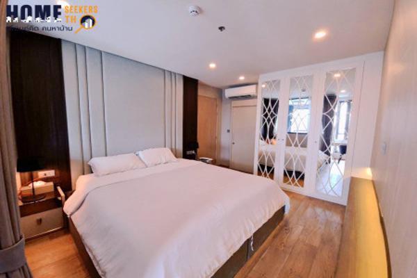 ขาย คอนโด Ideo Q ชิดลม-เพชรบุรี 65 ตรม. CBD 1 นอน 12.5 ล้าน