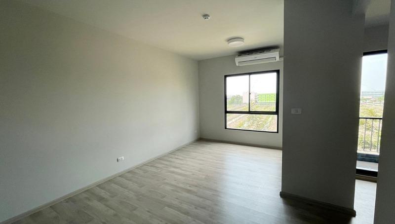 คอนโด ยูนิโอ พระราม 2-ท่าข้าม ใกล้เซ็นทรัล พระราม 2 ขนาด 26.65 ตร.ม แบบสตูดิโอ 1 ห้องครัว ชั้น4 วิวสวย อาคาร A