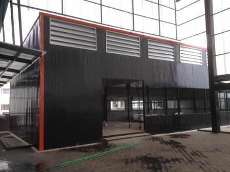 ขาย โกดัง รับสร้างโกดัง คลังสินค้า โรงงาน ออกแบบประเมินราคาฟรี 160 ตรม. 1 ไร่ 0 งาน 0 ตร.วา