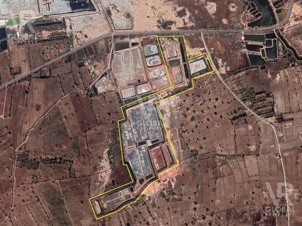 ขายที่ดิน อำเภอพระทองคำ นครราชสีมา 200 ไร่ เหมาะแก่การทำกิจการขนาดใหญ่ หรือโรงงานขนาดใหญ่