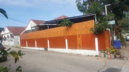 บ้านเดี่ยวพิมานบุรี โนนทัน ขอนแก่น Pimanburee Nontun Khonkaen