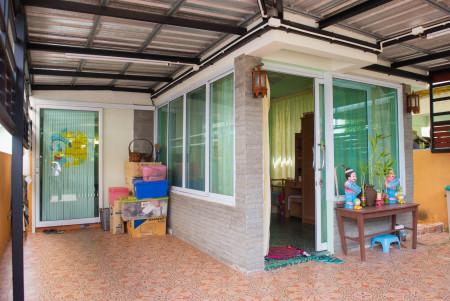 บ้านเดี่ยว YE-87 เอื้ออาทร บ้านเป็ด ขอนแก่น เอื้ออาทร บ้านเป็ด 84 ตรม. 21 ตร.วา BAN PED Khonkaen