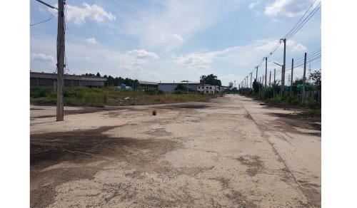 ขายโรงงานใหญ่ 117 ไร่ ติดถนน 304 ฉะเชิงเทรา-กบินทร์บุรี