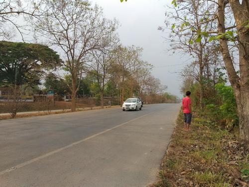 ขายที่ดินเปล่า 16-0-98 ไร่ ติดถนนพหลโยธิน  ต.แม่กา  อ.เมือง  จ.พะเยา