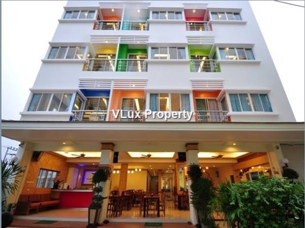 EXTREMELY BELOW MARKET PRICE!! 35 Rooms Hotel for Sale in Patong Contact: Khun Ravin 0818934080
