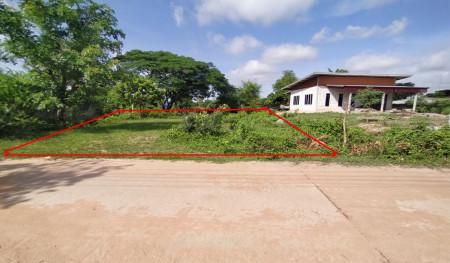 ขาย ที่ดิน ขายถูก ที่ดินเปล่า 127 ตร.วา เหมาะสำหรับสร้างบ้านและหอพัก