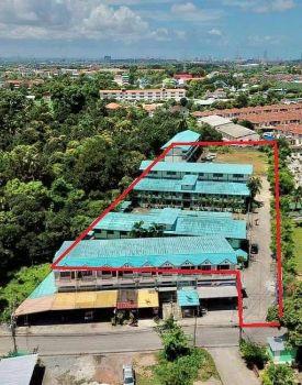 ขาย อพาร์ทเม้นท์ ด่วน ผู้เช่า70เปอร์เซน อพาร์ทเม้นท์100ห้องใกล้เกาะลอย ศรีราชา 1000 ตรม. 4 ไร่ 1 งาน 31 ตร.วา ใกล้ตึกคอมศรีราชา2km ขาย 50MB