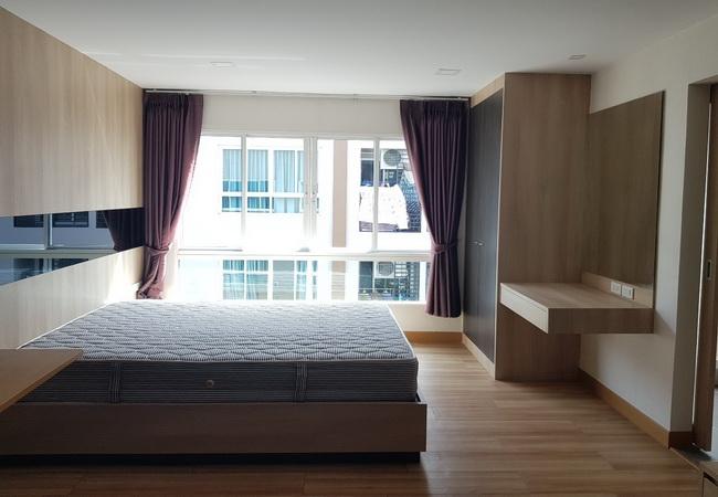 ให้เช่าอรวิดา แกรนด์ คอนโด ชั้น 8 ใกล้ MRT ศรีเทพา ซอยอรรถสิทธิ์ ถนนเทพารักษ์ อ.เมืองสมุทรปราการ จ.สมุทรปราการ