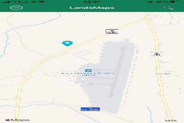 ขาย ที่ดิน ที่ดินเยื้องสนามบินนานาชาตินครศรีธรรมราช ที่ดินเยื้องสนามบิน 8 ไร่ 2 งาน 96 ตร.วา ที่ดินสุดปัง